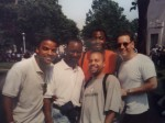 Lydell, Terry, Chuck and Doug